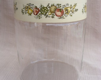 Spice of Life Pyrex Store N See Glass Canister