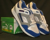 hold for ROB - Vintage mens PUMA old school running shoes - New in Box
