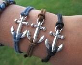 Anchor Bracelet for DG Sorority
