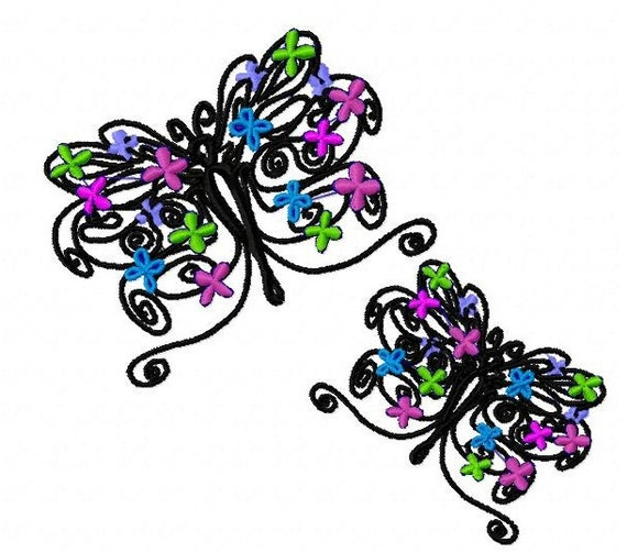 Machine Embroidery Design from Letzrock  2404