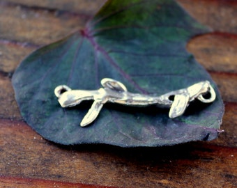 Link Twig/ Branch Artisan Sterling Silver CL110