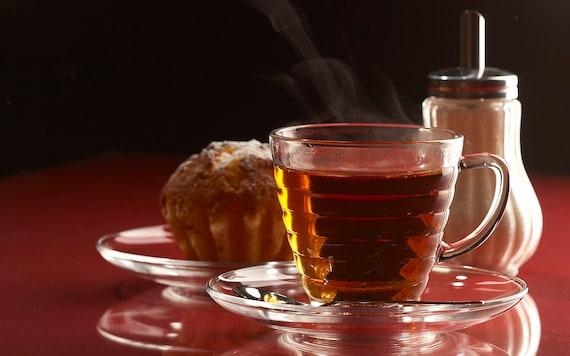 Tea Teabags 25 Earl Grey Hand Blended black tea in teabags