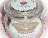 Grandmas Kitcchen Scented Soy Bean Bakery Style Candle