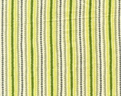DeStash SALE -  Canyon Stripe/Piney Woods by Denyse Schmidt - Hope Valley Collection - One Half Yard