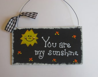 You are my Sunshine - Wall Hanging