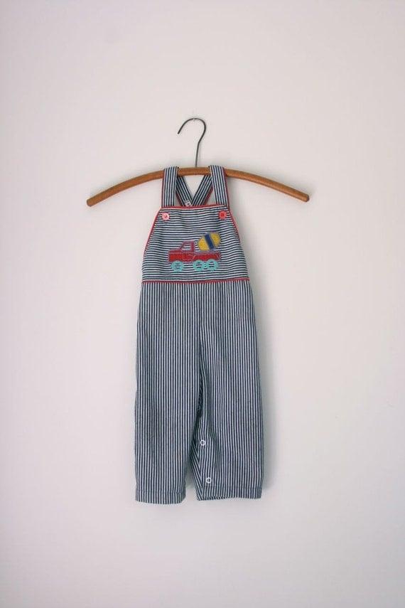 Vintage Healthtex overalls