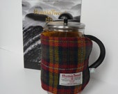 Cafetiere Cosy - Multi Plaid