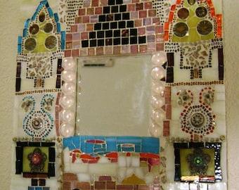 Moroccan Sunset - Original Mosaic