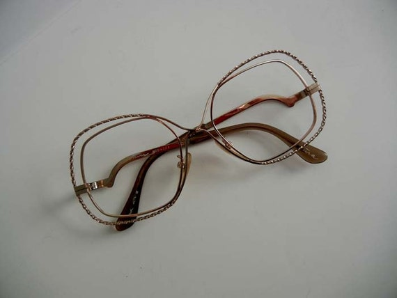 1960s eyeglasses / Float me 4 Awhile Vintage 60's Mod Tura Fancy  eyeglasses Sun Glasses
