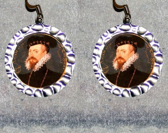 Robert Dudley Earrings