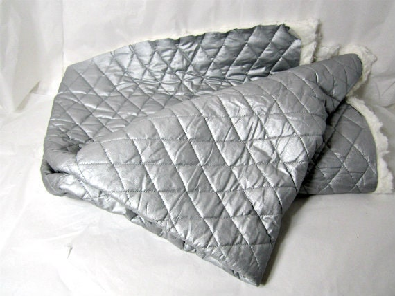 Insulated Fabric Heat Resistant Quilted Double Sided 55