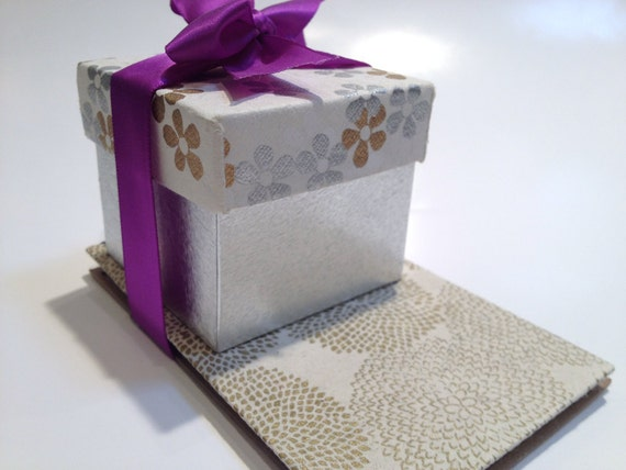 Note Cube Gift Set