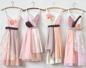 Individual Final Payments for Rachel Howard's Custom Bridesmaids Dresses