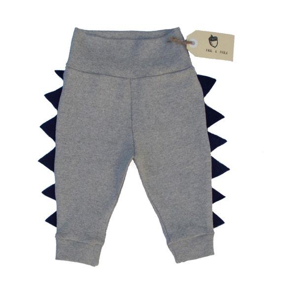 Dinosaur Jnr baby pants