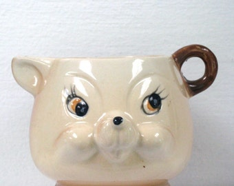 Vintage Squirrel (or chipmunk) Creamer