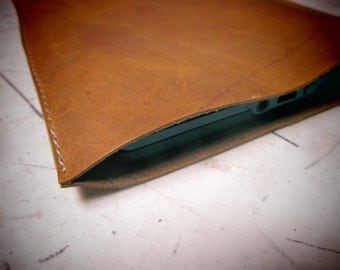 Leather Kindle Fire Case Sleeve Custom