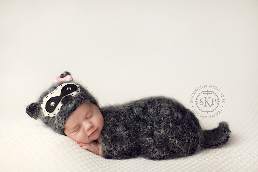 Baby hat set newborn hat set newborn photo prop by fashiontouch