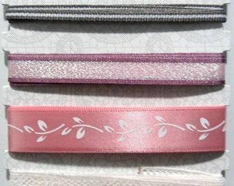 SEI ribbon - Scrapbook Embellishments - Juliette