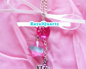 Little Miss Princess necklace - A cute gift for girls and women