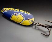 Pucker Factor Fishing Lure Lemon Drops Candy Original Recyclure Large
