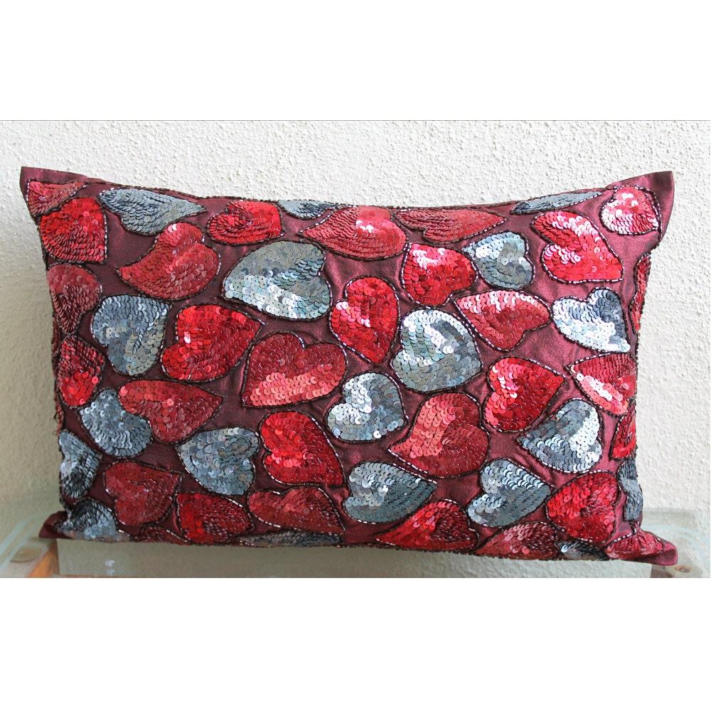 Decorative Pillows Oblong Lumbar Throw Pillow Cover Accent