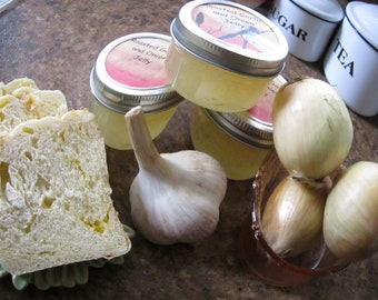 Roasted Garlic and Onion Jelly