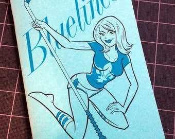Bluelines - Collected Commissions by Robert Ullman