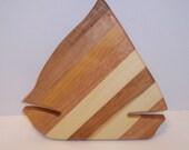 Sailboat Cutting Board