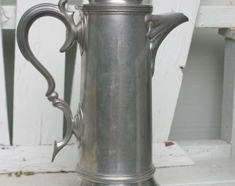 Antique Reed and Barton Pitcher