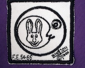 Usagi Tsukino or Rabbit of the Moon embroidered patch