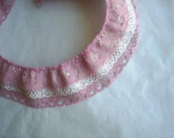Vintage Triple Ruffle Lace