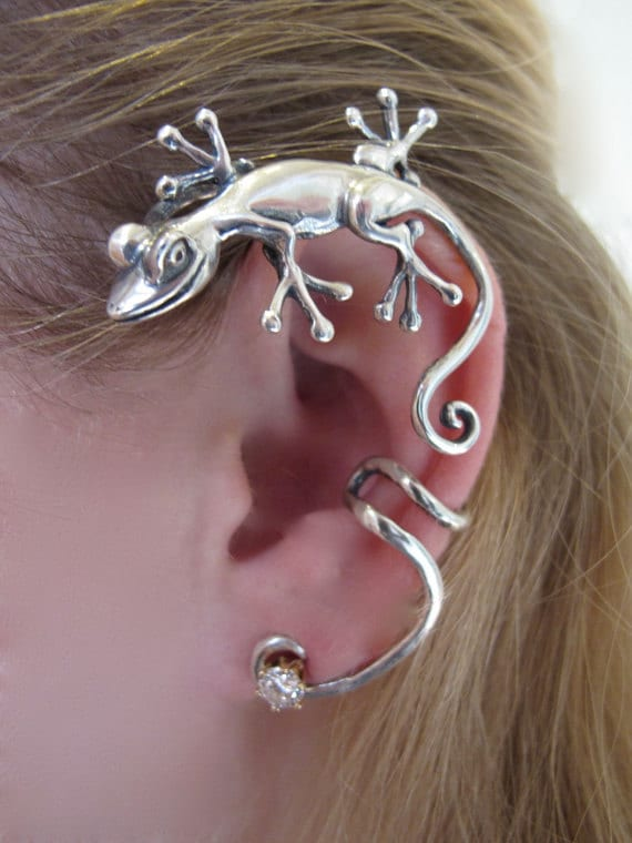 Layaway Listing for Rachelle - 4th and final Installment - Gecko Ear Wrap
