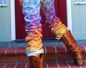 Chloe's Rainbow Jeans