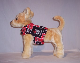 Georgia Bulldog Harness Shirts