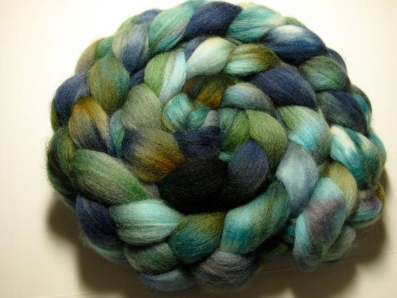 Sale Polwarth Combed Top - 5oz - Riverboat 2