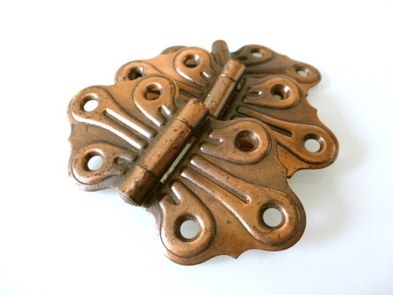 Vintage Butterfly Hinges