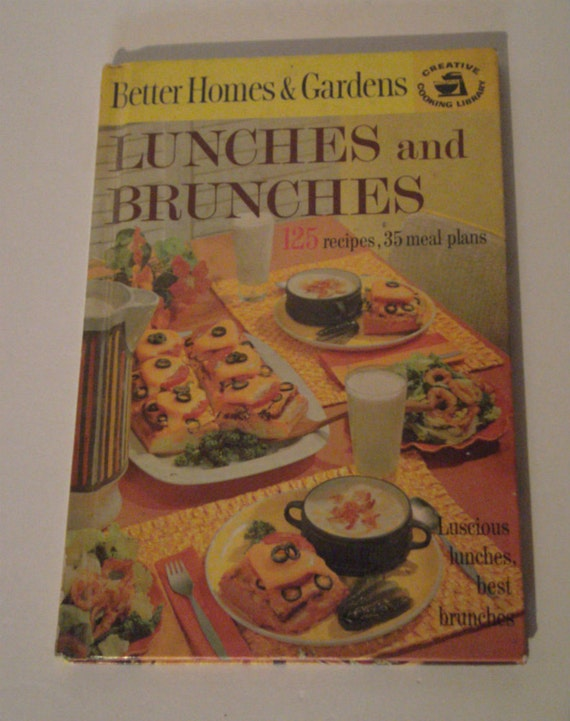 Vintage cookbook better homes and gardens by carriesattic - Vintage better homes and gardens cookbook ...