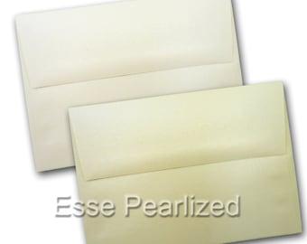 Esse Pearl  A7 Envelopes - 25 pack