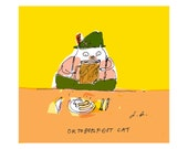 Oktoberfest Cat- Large