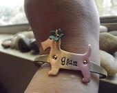 Glam Doggie Bracelet for little girl