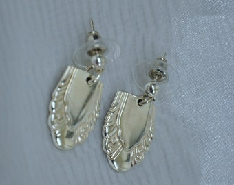 Vintage Spoon Earrings
