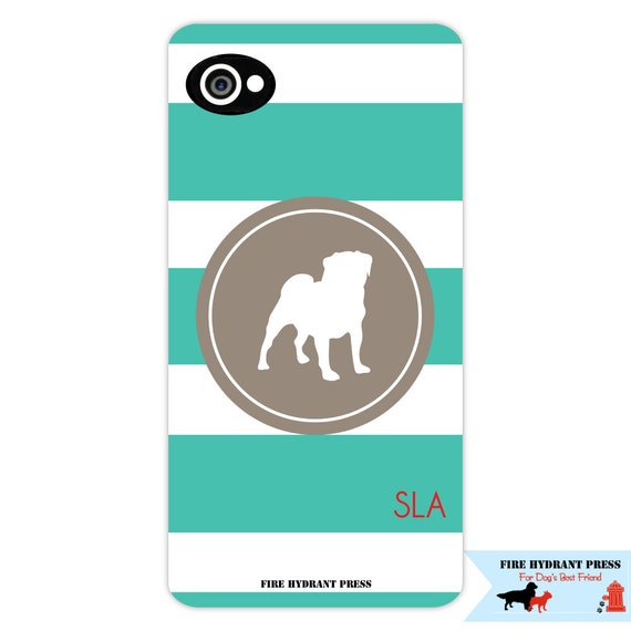 Custom Dog Silhouette Phone Cases