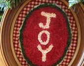 JOY Punchneedle