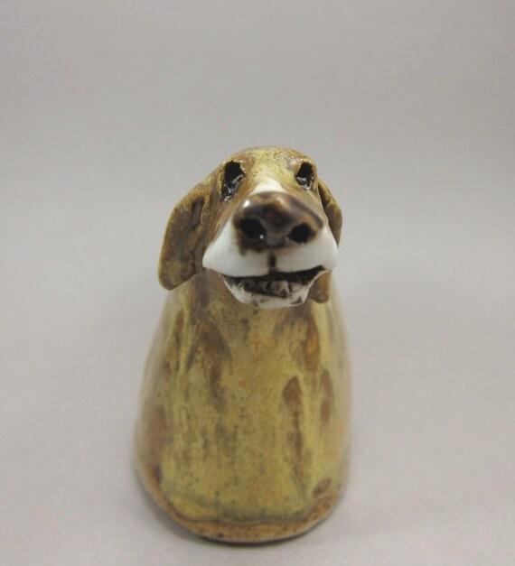 Read My Lips: Feed. Me. - Doggie Pen Holder/Vase