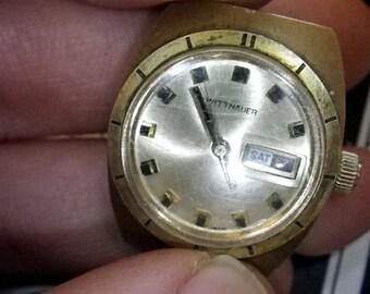Vintage Ladies Wittnauer Watch - Works
