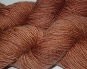 Studio June Yarn MCN Light Worsted - Warm Chocolate Brown