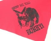 Dog bandana - Show me the Bunny - HALF PRICE