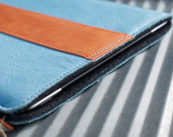 iPad Leather Sleeve  - GT40 (Organic Leather)