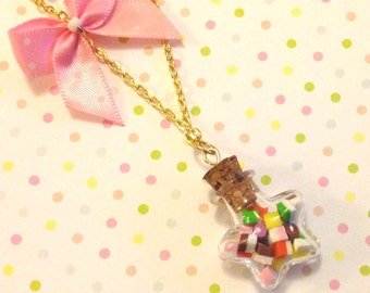 Dinky Dolly Mixture Necklace
