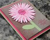 Fresh Daisy Friendship Card